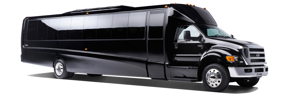 45 Passenger Party Bus in NYC