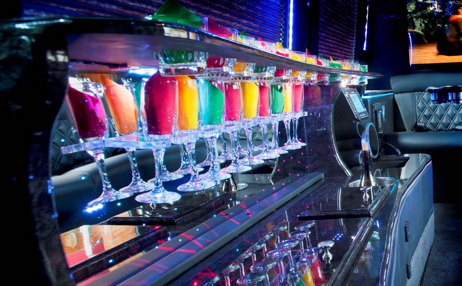 The Best Drinks For A Party Bus Trip Party Bus Rentals Nyc