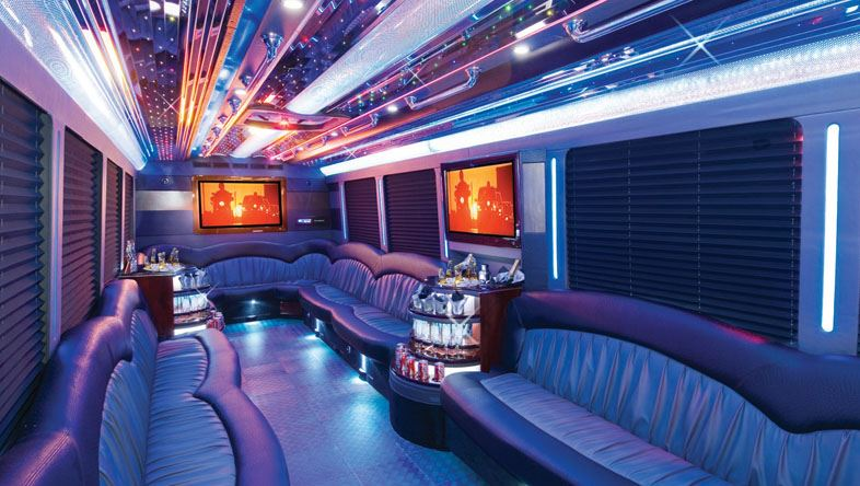 In Terms Of Popularity Party Buses Are On The Rise And Its For A Good Reason One Way Or Another Perfect Transportation Solutions